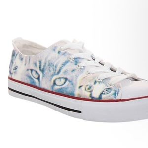 Hot Topic Cat Sneakers